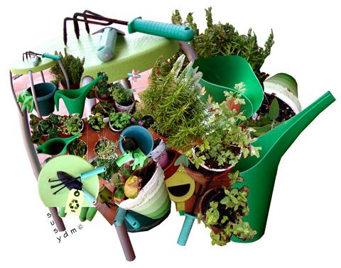 Gli attrezzi da giardino utili per il giardinaggio - Attrezzi da giardino nomi ...